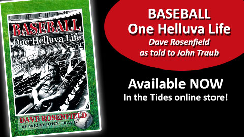 Dave Rosenfield - One Helluva Life - Available Now in the Tides Store